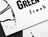 Green Garden*Business cards