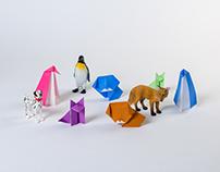 Origami Buddy