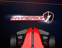 Hyperion 1 | Logo Design