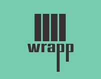 Wrapp - Branding and App Deveploment