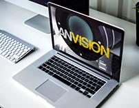 Diseño de Marca Comercial ANVISION CCTV