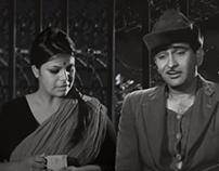 VFX | Shree 420 (1955)| Raj Kapoor | Nargis | Re-edit
