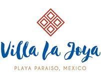 Villa La Joya : Branding