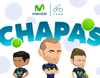 Chapas mobile game