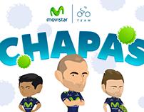 Chapas mobile game