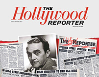The Hollywood Reporter | Redesign Concept 2021