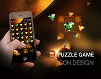 Diamondz Puzzle Game Design