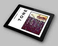 TONE iPad Magazine