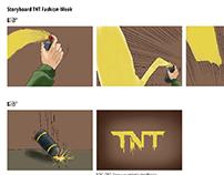 Storyboard: TNT Energy Drink