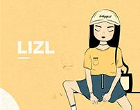 Lizl / Character Design