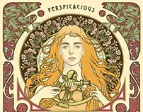 Perspicacious - Album Art For Laniakea