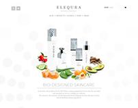 Elequra project wesite-ecommerce