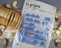 'La Grigne' Magazine