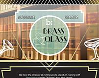 1920's Style Event Invite