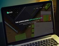 Corporate Web PSD Template Design