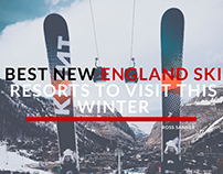 Best New England Ski Resorts to Visit This Winter