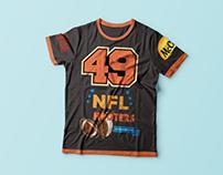 Camiseta Super Bowl Hooters