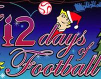Football Mickey - 12 Days of Football