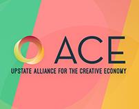 Upstate ACE Website Design and Development