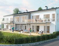 House in Stølen, Norway