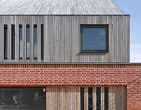 Broad Street, Orford. Nash Baker Architects.