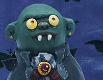 Nosferatu Figurine