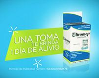 """Ultromep - Spot de Televisión 20"""""""