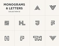 Monograms & Letters II
