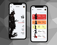Daily UI Day #19: Leaderboard