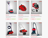 Cleaning Machines Product
