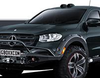 Mercedes-Benz X-Class Offroad