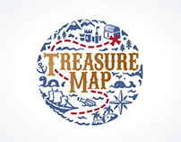 Treasure map identity