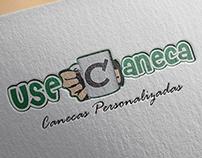 Logomarc e Material Use Caneca - Canecas Personalizadas
