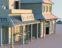 3D Model - Chinatown