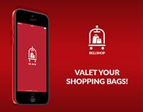 Dubai Mall App Concept