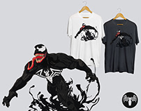Vetorização Venom