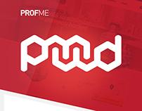 PROFME Logo Design