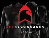 Jet Surfboards Identity