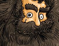 Evolução da barba