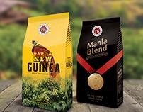 Coffeemania Coffee Box Design