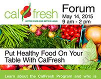 CalFresh Forum
