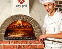 CityGrill HR campaign
