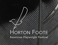 Horton Foote American Playwright Festival