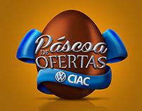 Páscoa de Ofertas CIAC