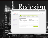 Rethink, reconsider, redesign