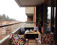Terraza Bogotá