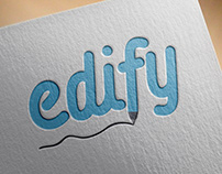 Edify Logo & Website
