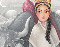 illustrations for fairy tales books 2014-2015