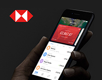 HSBC App Redesign
