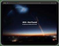 404 / 503 : Website Design